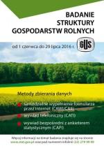 Gmina Przasnysz: Badanie struktury gospodarstw rolnych w Polsce