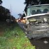 Wypadek w Brzeskach-Kołakach - foto