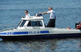 Policjanci alarmują i apelują o rozwagę podczas wypoczynku nad wodą!