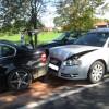 Wypadek w Klewkach - zdjęcia