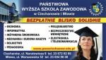 Rekrutacji do PWSZ w Ciechanowie  na  półmetku.