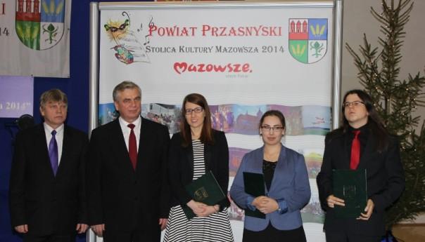 Stypendia dla najzdolniejszych studentów przyznawane za wybitne osiągnięcia w różnych sferach działalności edukacyjnej dla szczególnie uzdolnionych studentów zamieszkałych na terenie Powiatu Przasnyskiego.