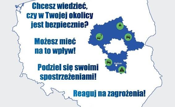 Krajowa Mapa Zagrożeń Bezpieczeństwa ruszyła na Mazowszu