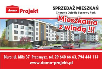 Domo projekt
